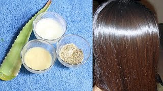 How to use Aloe Vera Gel for Hair Growth    Top 3 Remedies for Hair Growth