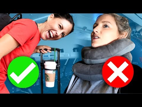 Xxx Mp4 Testing TRAVEL HACKS At The Airport 3gp Sex