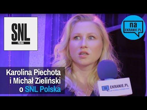 Xxx Mp4 Na Planie Karolina Piechota I Michał Zieliński O SNL Polska 3gp Sex
