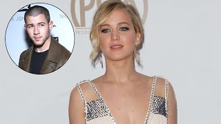 Jennifer Lawrence Finally Has A Response To Nick Jonas' Crush On Her