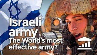 Why is the ISRAELI ARMY so POWERFUL? - VisualPolitik EN