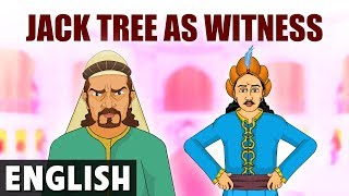Jack Tree As Witness - Akbar And Birbal In English - Animated / Cartoon Stories For Kids
