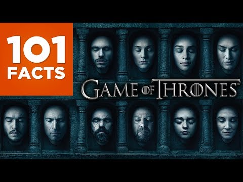 watch 101 Facts About Game Of Thrones