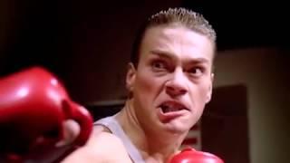 Bruce Lee'nin öğrencisi Jean Claude Van Damme'a karşı...