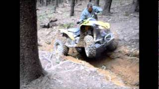 ATV Offroad Romania - Comarnic - putini si nebuni