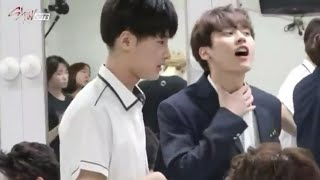 Stray Kids Minho dance to BTS Blood Sweat and Tears