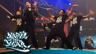 BOTY 2012 - SHOWCASE - POCKEMON CREW (FRANCE) [OFFICIAL HD VERSION BOTY TV]