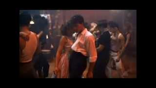 Dirty Dancing dance scene no:2 -TR ALTYAZI I carried a watermelon