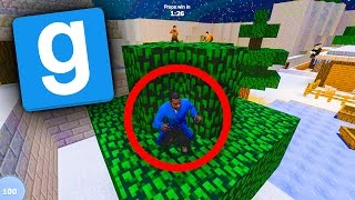 MY BEST ROUND EVER! - GMOD Prop Hunt Funny Moments (Garry's Mod)