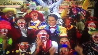 Ringling Bros 130th Edition Clown Alley 2000-2001