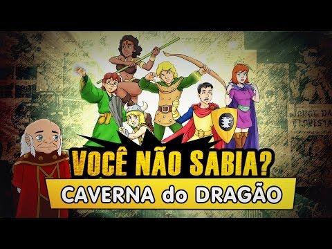 Caverna do Dragão Por que foi cancelado Qual o episódio final