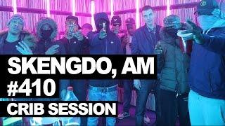 Skengdo, AM #410 freestyle - Westwood Crib Session