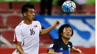 Japn vs North Korea