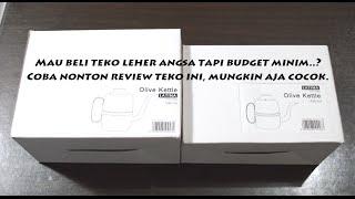 Review Teko Leher Angsa Latina Olive