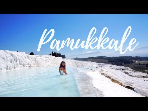 Less than 24hours in Pamukkale | Travel Vlog