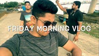 Vlog 001 - Friday morning - Karnufully Bridge | Piran Khan and Brothers