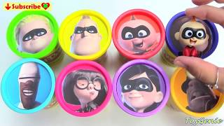 Disney The Incredibles 2 Vending Machine Surprises