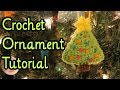 Download Video Download Crochet Plushy Christmas Tree Ornament (Tutorial) 3GP MP4 FLV