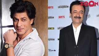 Shah Rukh Khan and Rajkumar Hirani to come together for a romantic drama?
