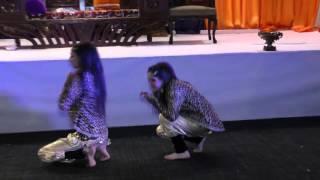 Nuhaa's Mehndi Dance