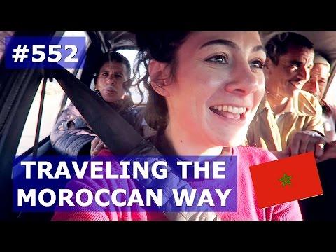 MOROCCO CRAZY TRAVEL DAY DAY 552 TRAVEL VLOG IV