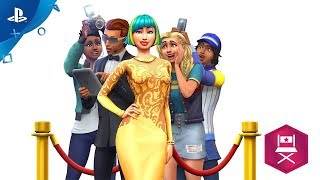 The Sims 4 Get Famous - Official Trailer   PS4