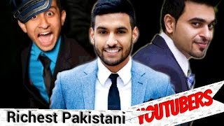 Top 10 Highest Paid Pakistani YOUTUBERS