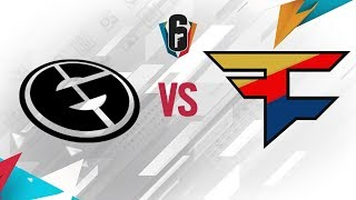 Rainbow Six - Six Invitational 2018 - Evil Geniuses vs. FaZe Clan - day 4