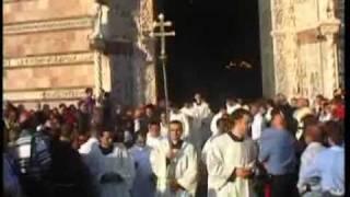 Messina: la Madonna della Lettera