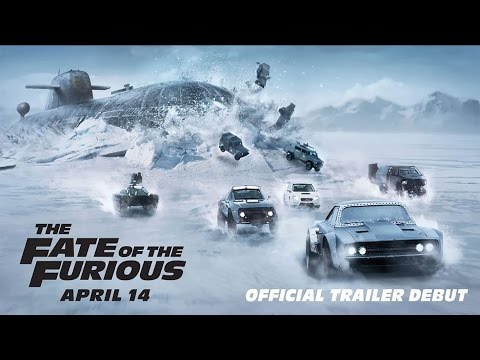 Xxx Mp4 The Fate Of The Furious In Theaters April 14 Official Trailer 2 HD 3gp Sex