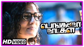 Bangalore Naatkal Movie Scenes | Rana warns Sri Divya | Arya meets Parvathy Menon | Bobby Simha