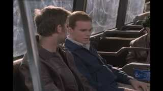 Six Feet Under - Wrecked car and bus scene