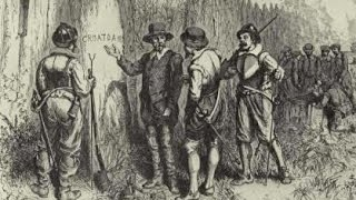 "Stranger Than Fiction: Case #4 - ""Roanoke: The Lost Colony."""