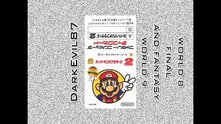Super Mario Bros. 2 (FDS) Worlds 8 (Final) & 9 (Fantasy World)