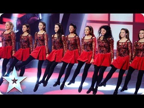Xxx Mp4 Innova Irish Dance Company Are The Belles Of BGT Britain S Got Talent 2014 3gp Sex