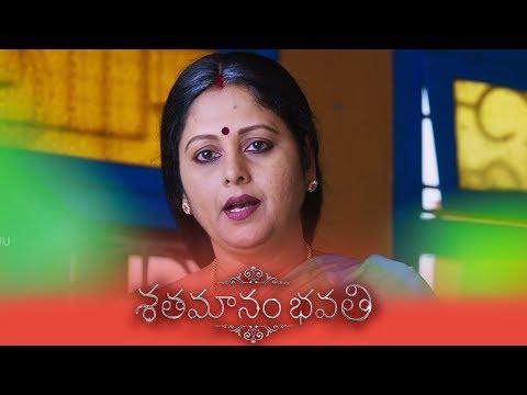 Jayasudha asks Prakashraj to call thier children -  Shathamanam Bhavathi
