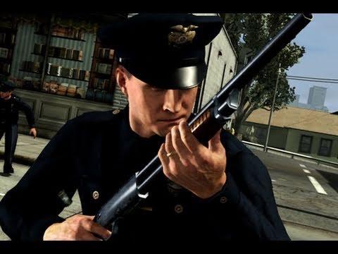 LA Noire: Gameplay Video Trailer