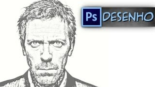 Adobe Photoshop - Transformar Fotos em Desenhos