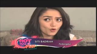 Hot Issue -Persamaan Kisah Cinta Siti Badriah dan Tyas Mirasih 12/09/2015