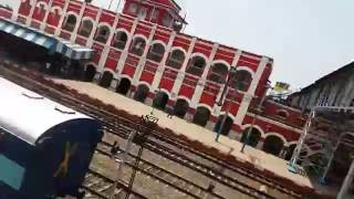 KHARAGPUR RAIL STATION - LARGEST RAIL STATION OF THE WORLD, WEST BENGAL, INDIA