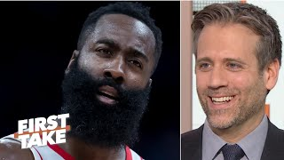 James Harden is the 'thirstiest' scorer, not the best – Max Kellerman | First Take