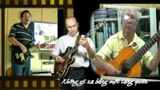 Old Love - Tình Xưa ( Vietnamese song) [Concert online France -Vietnam-Australia]