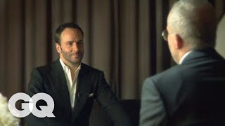 Tom Ford on How to be Successful in Fashion | GQ
