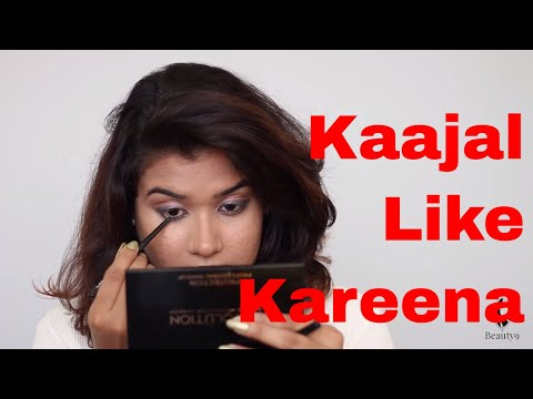 Xxx Mp4 How To Apply Kajal Like Kareena Kapoor 3gp Sex