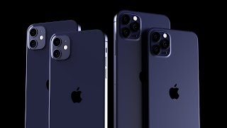 2020 iPhone 12 Pro Plus Leaks! Major 5G Lineup Changes