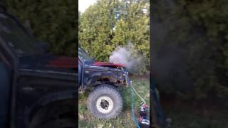 Toyota pickup epic diesel cold start