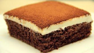 Piyano Kek Tarifi - Kakaolu Kremalı Ağlayan Yaş Pasta