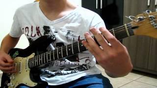 Matanza - Tempo Ruim (guitarcover)