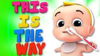 🔴 Junior Squad Nursery Rhymes & Songs   Kids Cartoon Videos