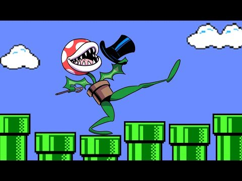 Mean & Green A Silly Piranha Plant Montage